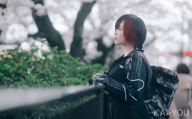 Diora美少女連載「夜道雪」_