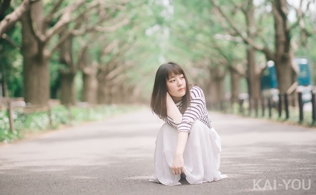 くつざわさん photo by Diora