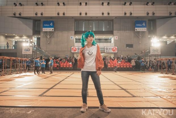 「ニコニコ超会議2019」を「砂の惑星」で歩く