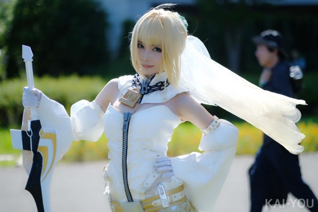 シスルさん/『Fate/Grand Order』ネロ・クラウディウス[ブライド]3