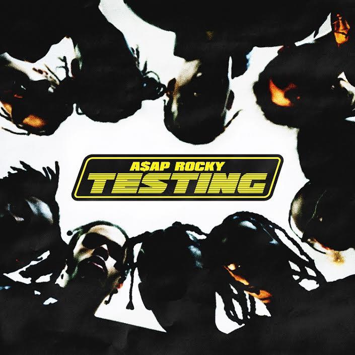 A$AP Rocky 3rdアルバム『TESTING』ゲリラリリース 早くも賞賛の嵐