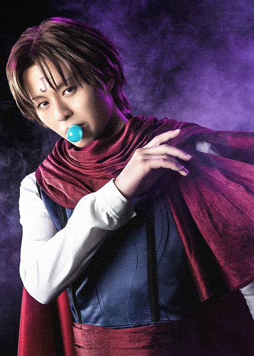 舞台『幽☆遊☆白書』個別ビジュアル解禁 コエンマ様も圧倒的再現度