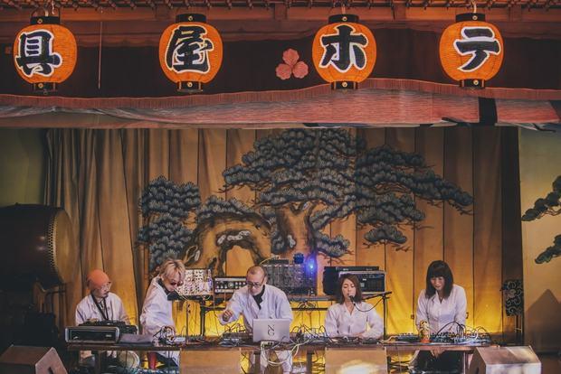 サワサキヨシヒロ and NGEO(Naturally Gushing Electric Orchestra)