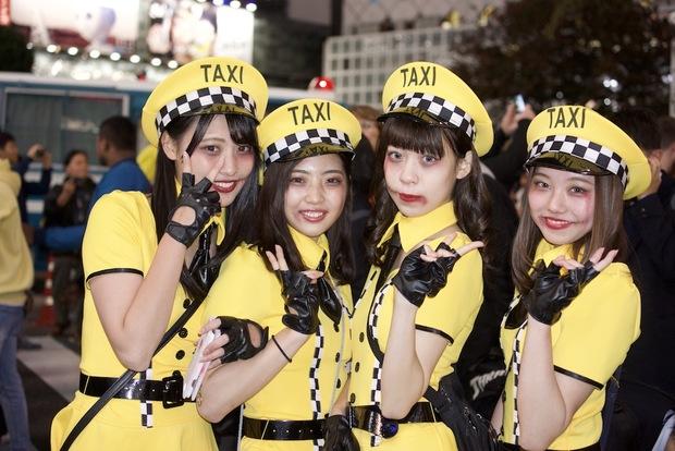 渋谷ハロウィン2018