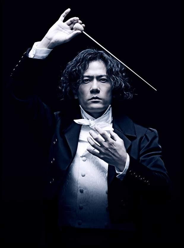 『No.9-不滅の旋律-』で稲垣吾郎さんが演じるベートーヴェン