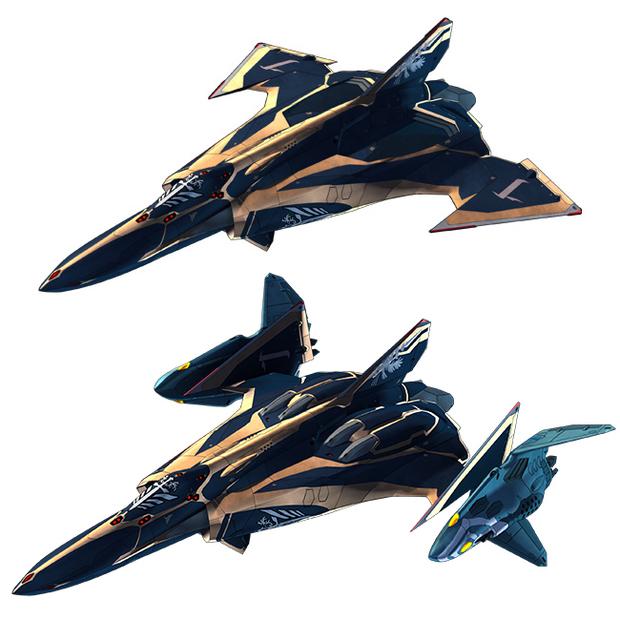 Sv-262HsドラケンⅢ 【キース機】/画像は公式Webサイトより