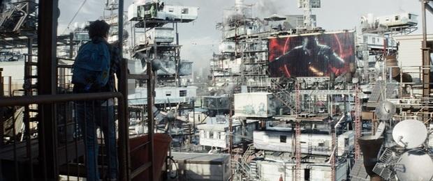 『レディ・プレイヤー1』オアシスの外にある現実世界