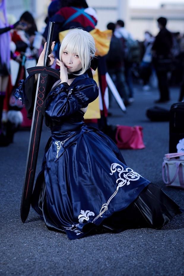 JILL(じる)さん/『Fate/Grand Order』アルトリア・ペンドラゴン〔オルタ〕