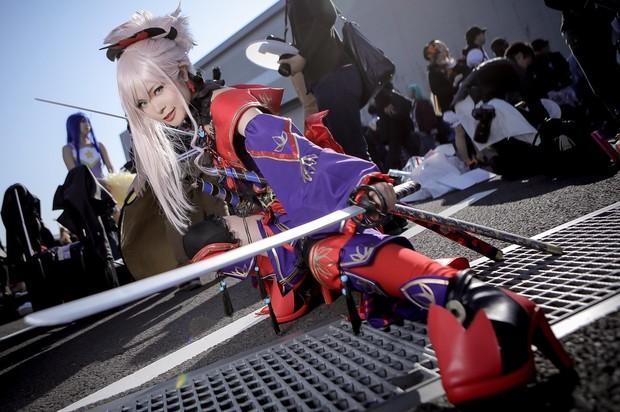 なゆぺたさん/『Fate/Grand Order』宮本武蔵