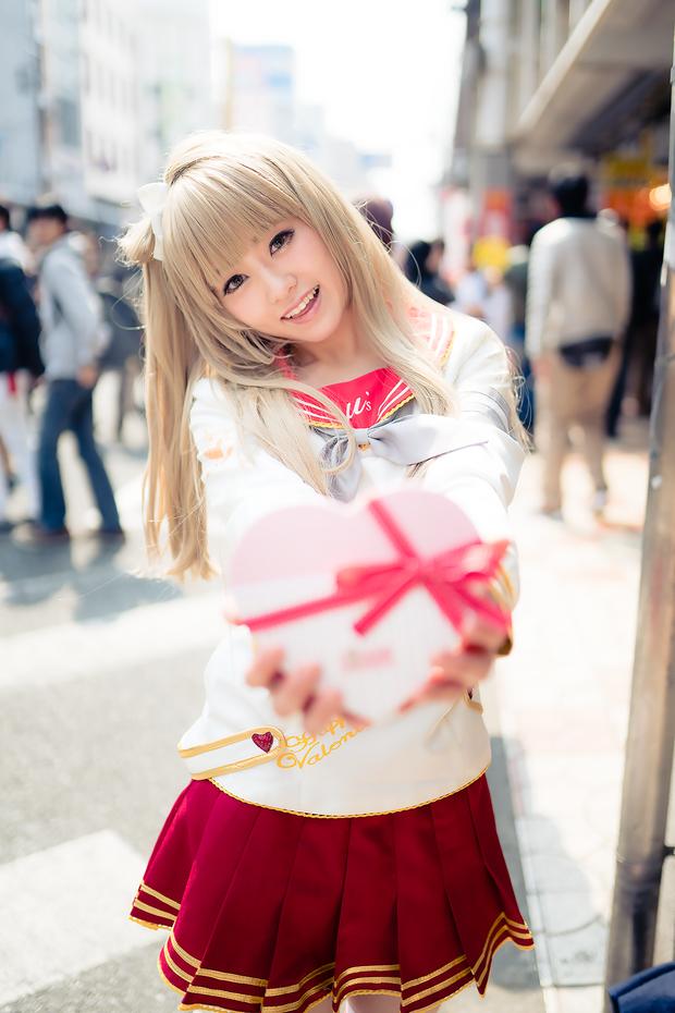 一姫さん(『ラブライブ!』南ことり)_DSC0008