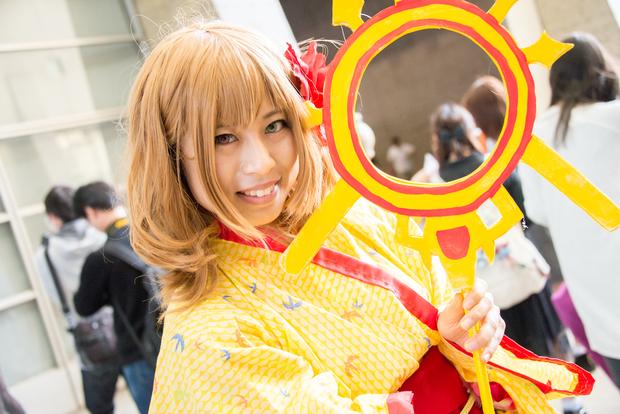 「ニコニコ超会議2016」コスプレ画像まとめ_さとはるさん/シャルロット(白猫プロジェクト)2