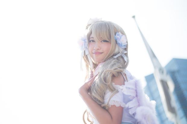 【コミケ90】夏コミの『ラブライブ!』コスプレまとめ はのんさん(『ラブライブ!』南ことり)2