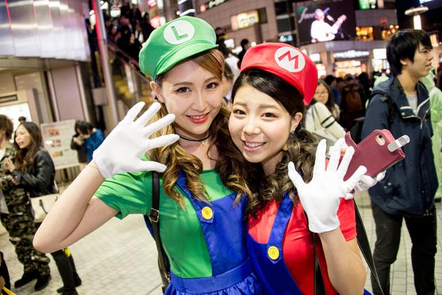渋谷ハロウィン_スナップ0012