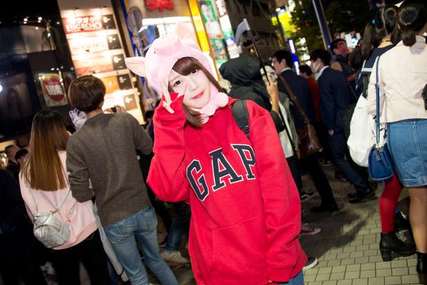 渋谷ハロウィン_スナップ0102
