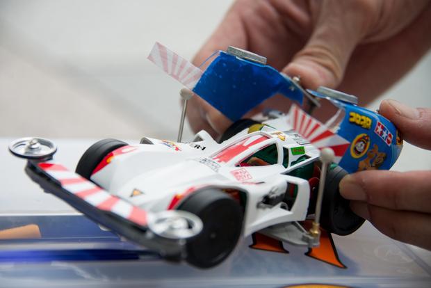 ミニ四駆35周年!三十路レーサーがジャパンカップに旧車で参戦してみた