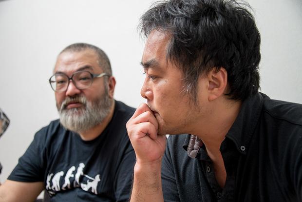 田亀源五郎先生インタビュー画像_1
