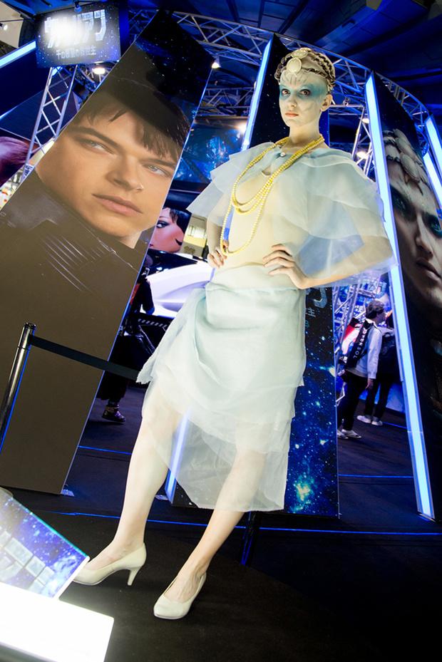 「東京コミコン2017」コンパニオン&コスプレイヤー写真まとめ11
