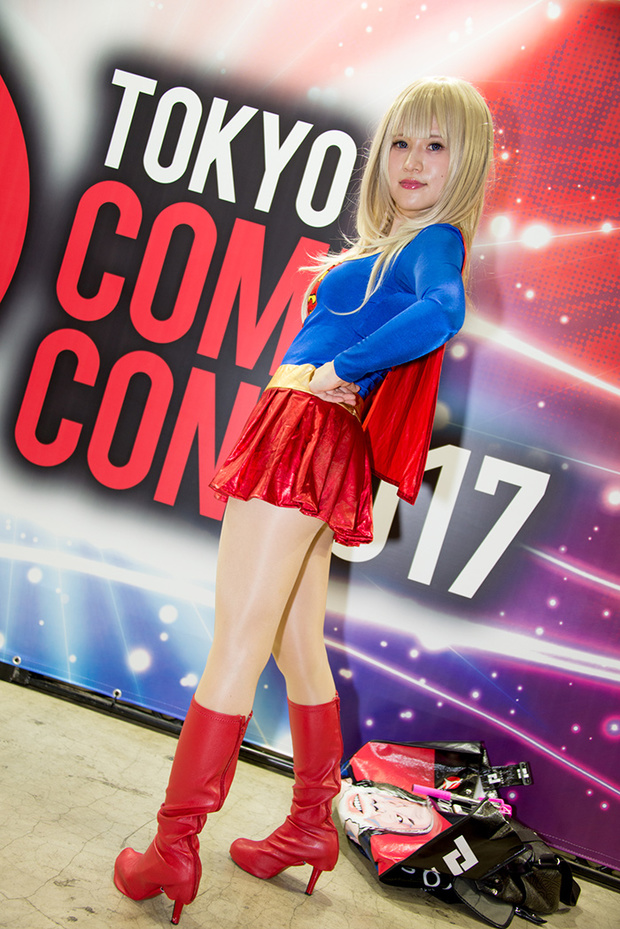 「東京コミコン2017」コンパニオン&コスプレイヤー写真まとめ23