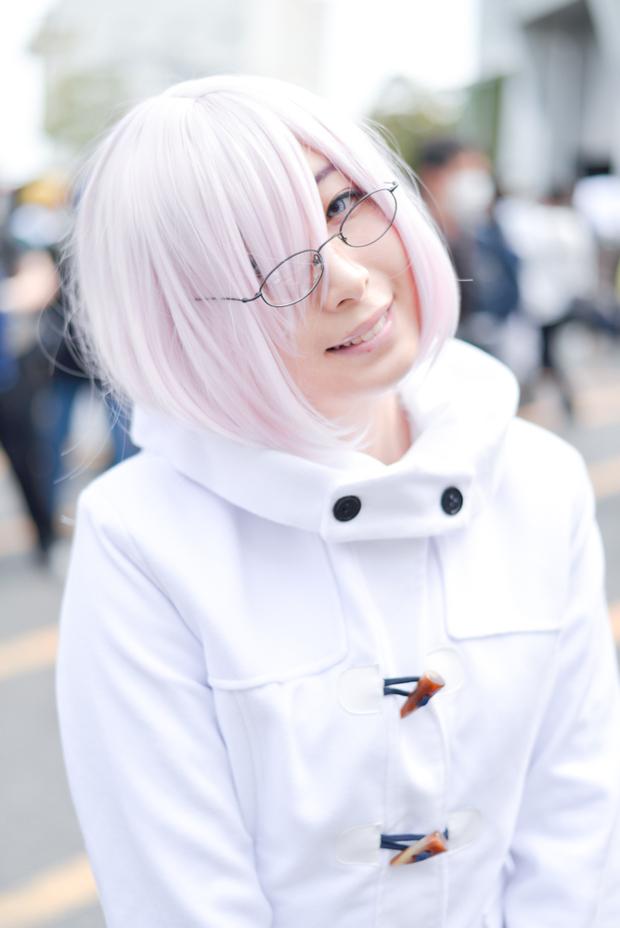 天音依茉さん/『Fate/Grand Order』マシュ・キリエライト