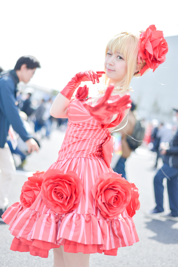 Yamiさん/『Fate/Grand Order』アイドル皇帝ネロ・クラウディウス