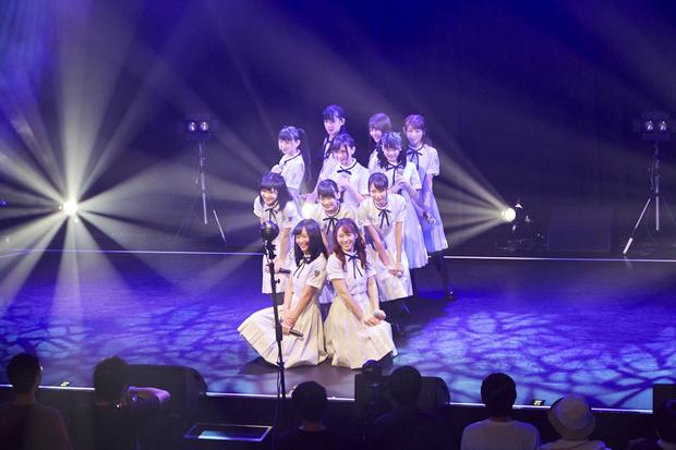 3rdシングル『理解者』発売記念 VR生配信ライブイベント