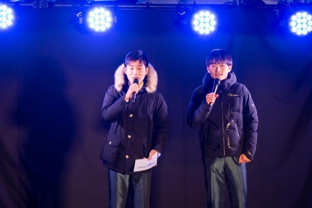 SHIBUYA109 メインステージ_ジャルジャル