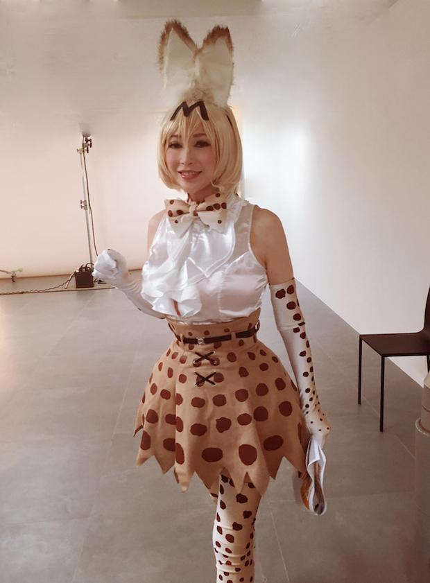 叶美香さんによるサーバルちゃん2