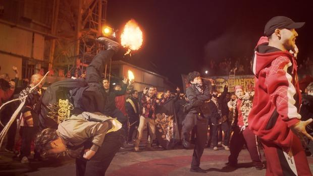 S.W.O.R.D.の祭り