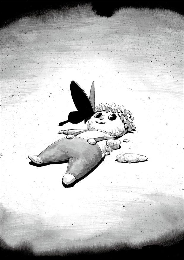 長編漫画「BIBLIOMANIA」第12話「日没」25P