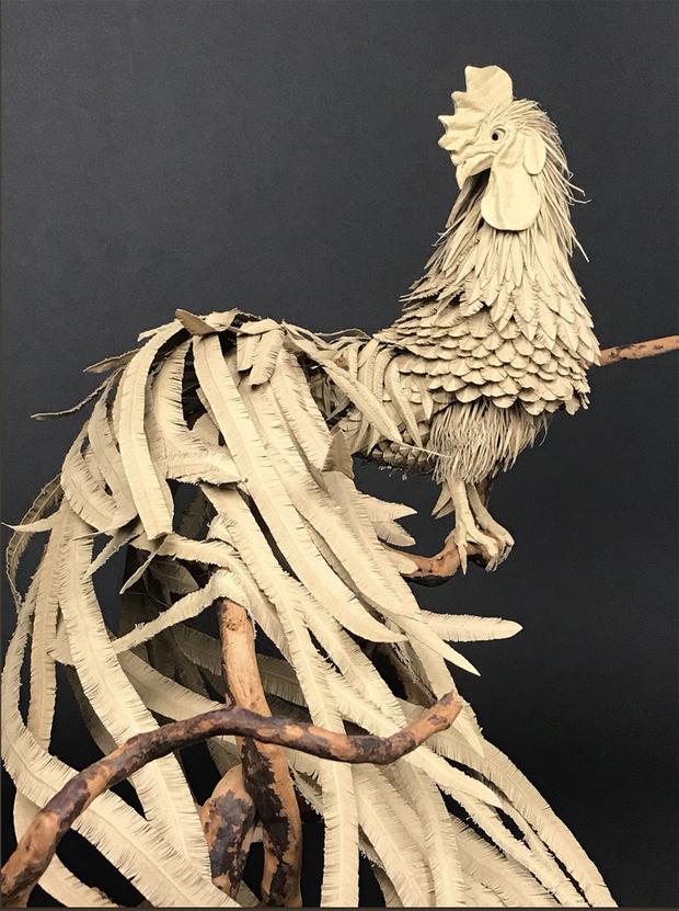 cardboardbird