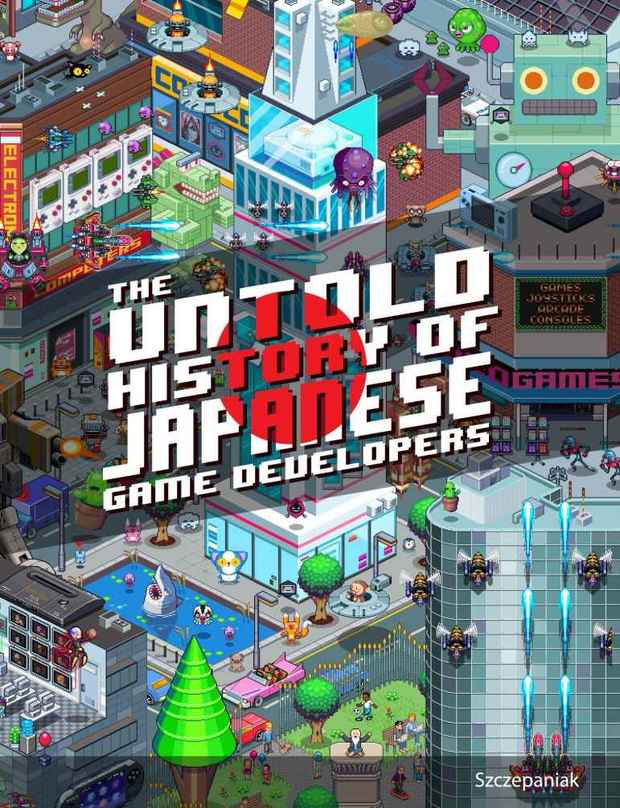 The Untold History of Japanese Game Developers1