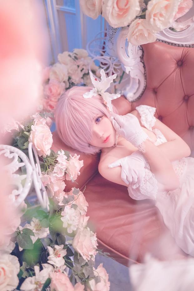 HedYさん/『Fate/Grand Order』マシュ・キリエライト