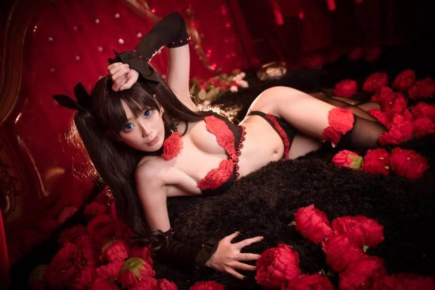 kiyoさん/『Fate/Grand Order』遠坂凛 Photo by Simply Random