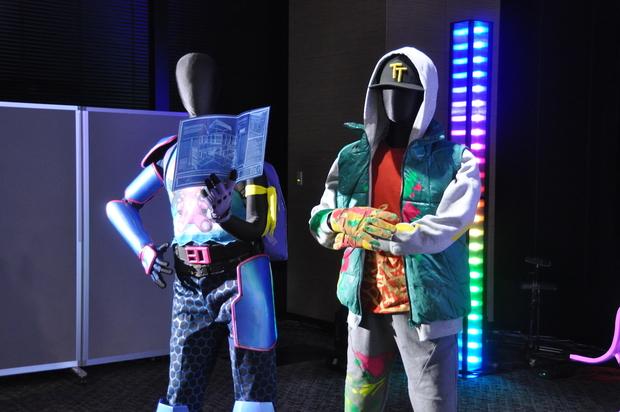 TOKIO出演『Fortnite』CM発表会