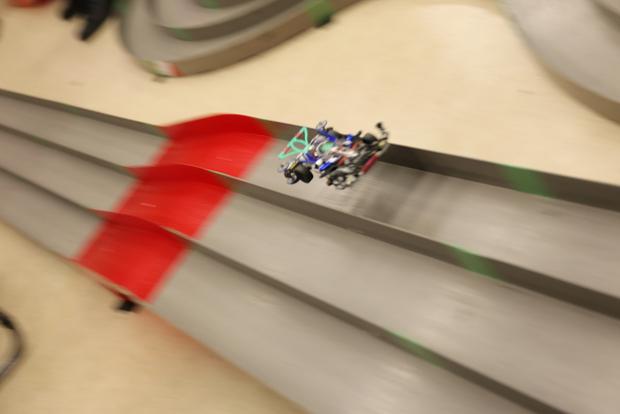 ミニ四駆無法地帯レース「マッドマックスカップ」にダブルモーター8倍電圧マシンで参戦してきた