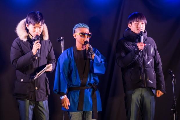 SHIBUYA109 メインステージ_ジャルジャル_渋谷のあっくん