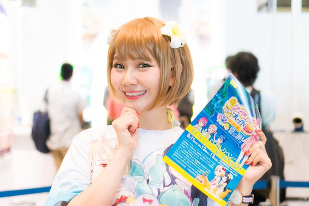 コミックマーケット92_『シンデレラブレイド3』