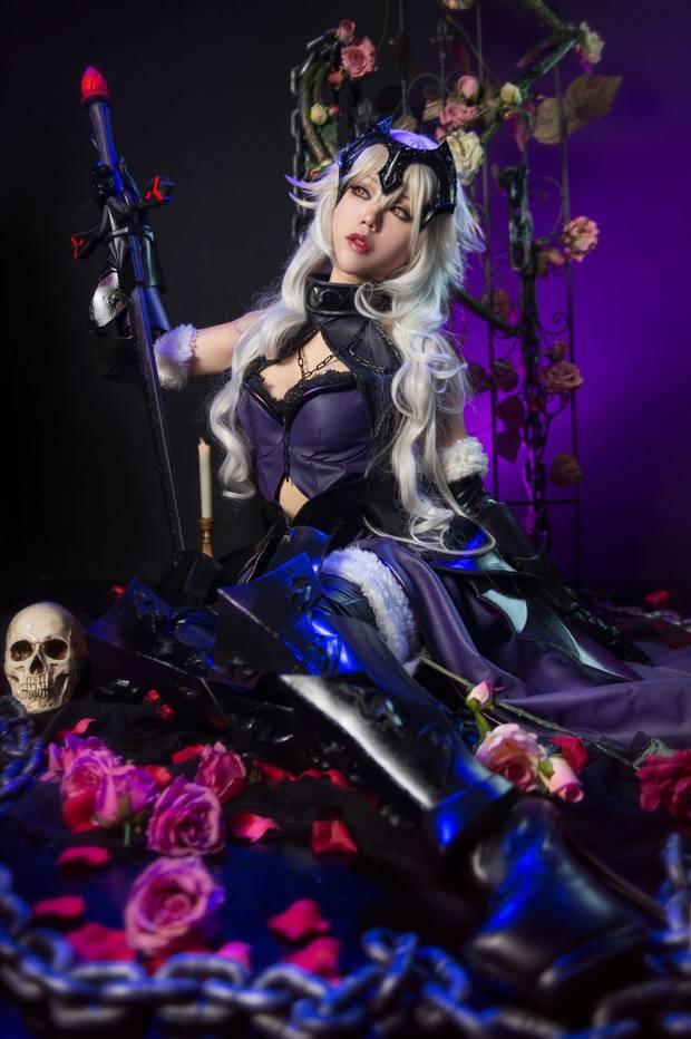HedYさん/『Fate/Grand Order』ジャンヌ・ダルク(オルタ)