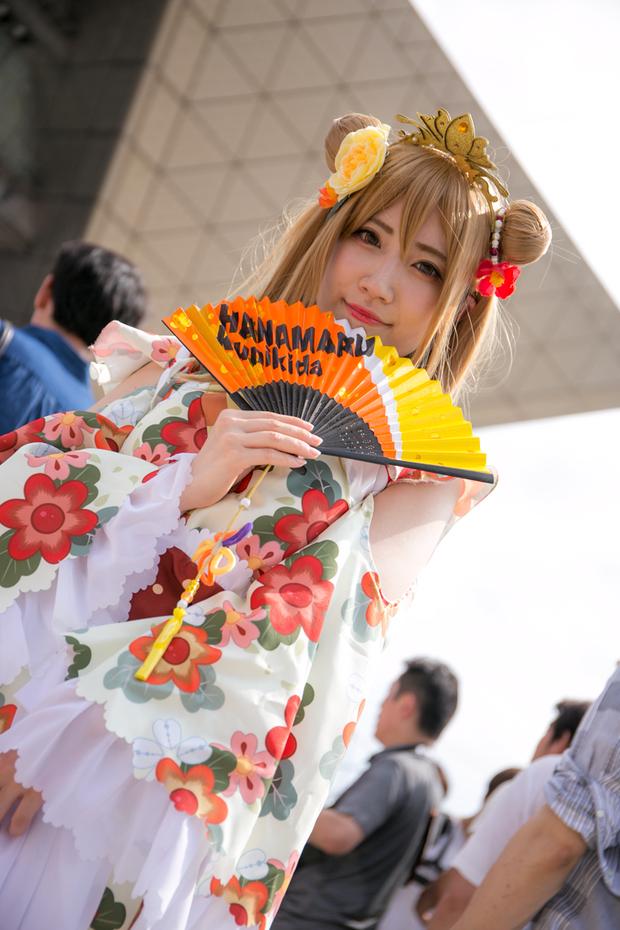 コミックマーケット92こみゆかさん/国木田花丸2