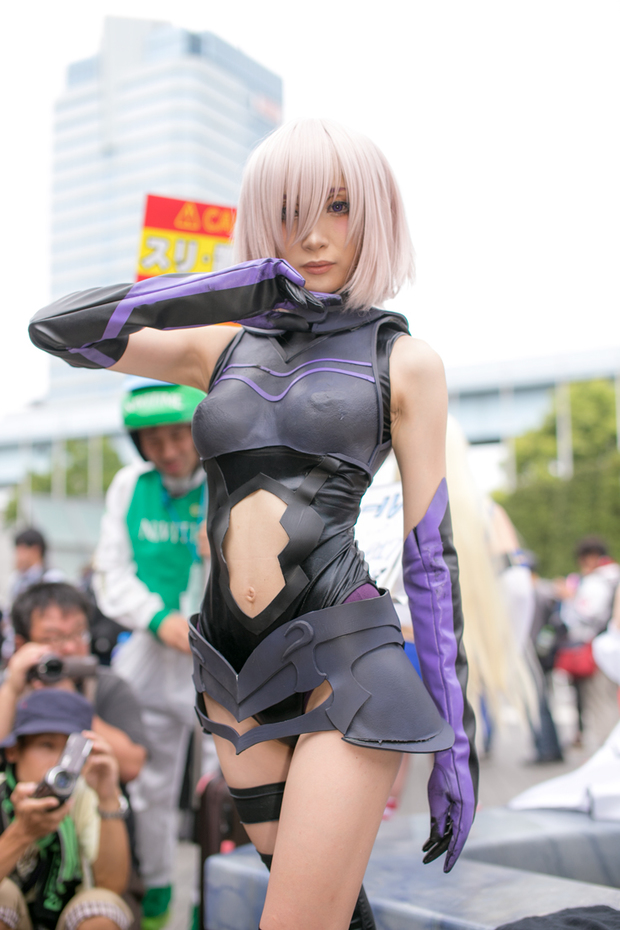 カモミールさん(@chamomi017)/『Fate:Grand Order』マシュ・キリエライト
