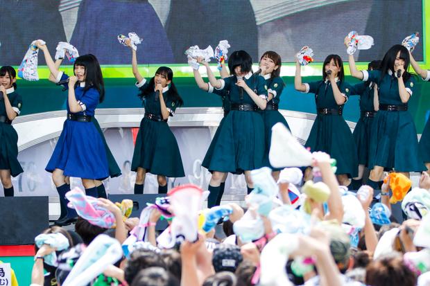欅坂46+けやき坂46