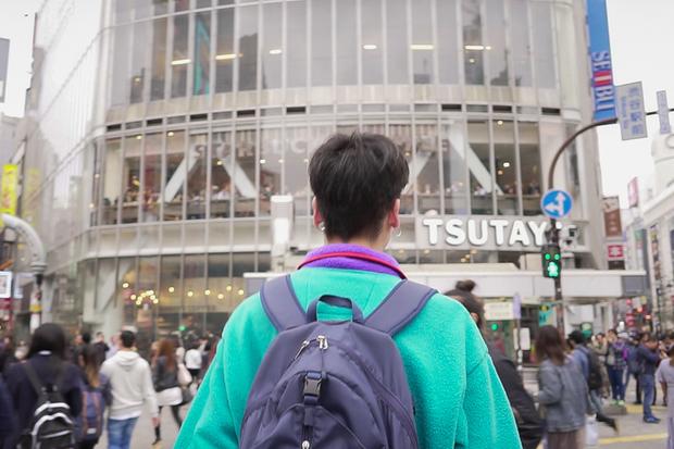 渋谷に舞い降りた編集b