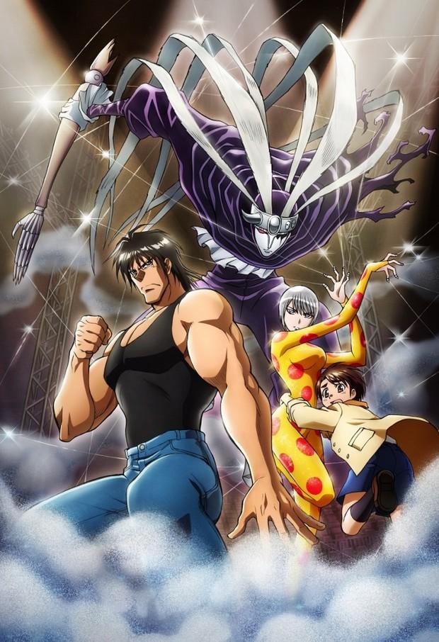 TVアニメ『からくりサーカス』