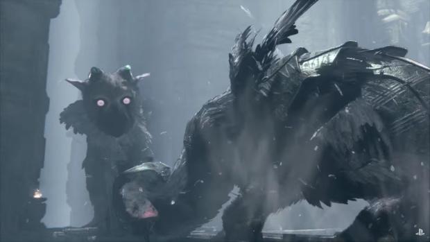 The Last Guardian - E3 2016 Trailer   PS4 スクリーンショット 7