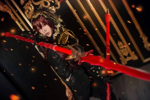 HedYさん/『Fate/Grand Order』スカサハ