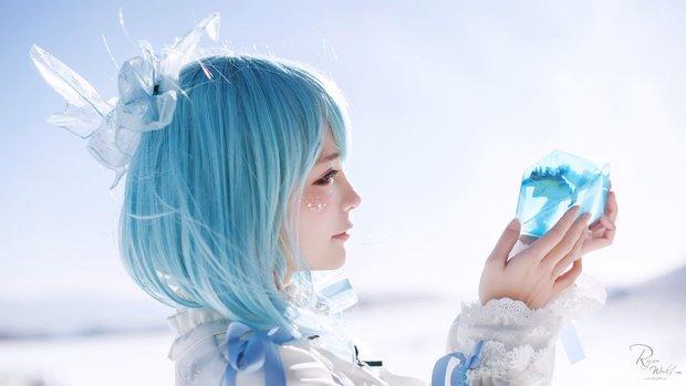 Eroko千葉さん/『東方Project』チルノ1