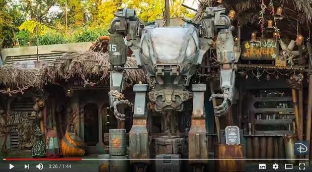 Disney Parks Utility Suit