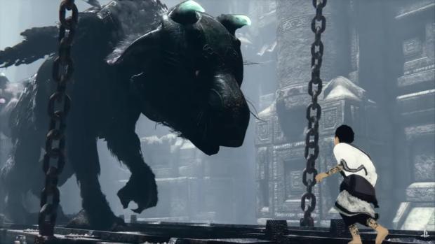 The Last Guardian - E3 2016 Trailer   PS4 スクリーンショット 6