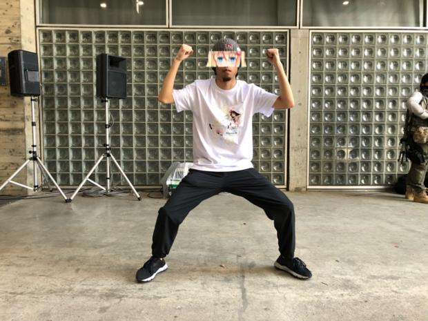 キズナアイTシャツ最高〜〜〜