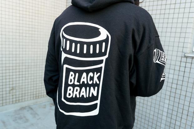 BLACK BRAIN Clothing